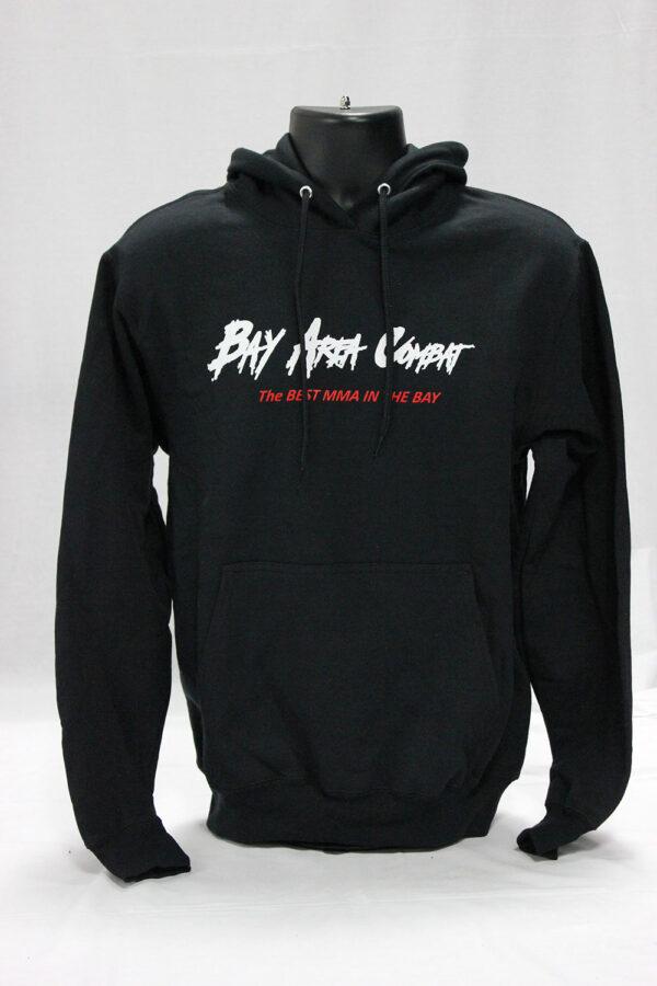 Bay Area Combat logo hoodie