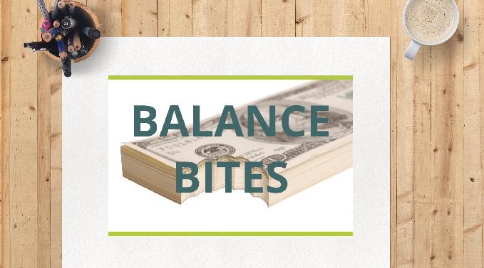 Balance Track Sign Up