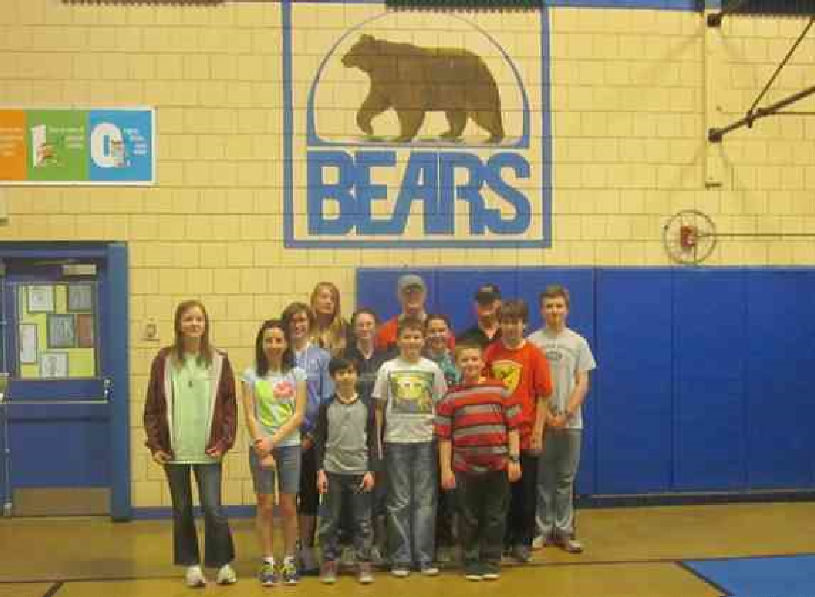 2017 b.e.a.r.s team