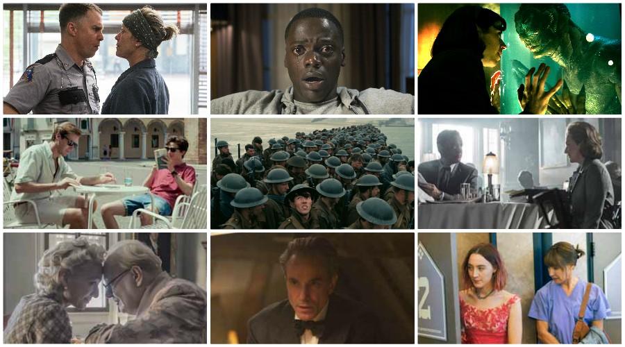 Oscars 2018: Play-at-home ballot
