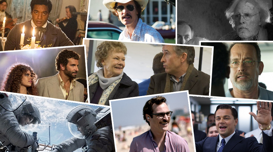 Oscar Ballot 2014: Play at home
