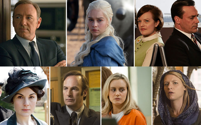 Emmys 2015 | Play-at-home ballot