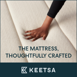 Rejuvenate. Recharge. Renew. Keetsa makes it possible - Shop Now!