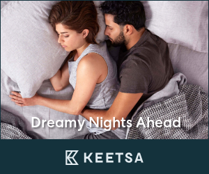 Dreamy Nights Ahead - Choose Keetsa Mattresses - Shop Now!