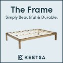 Skip the boxspring - get The Frame by Keetsa