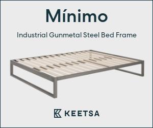 Image for C7 - Minimo Bed Frame (Gunmetal)