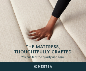 better sleep, better life! KEETSA is answer.Eco-Friendly Cloud Mattresses