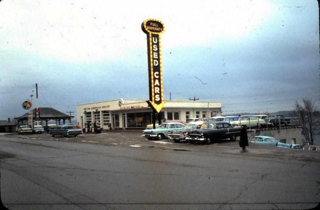 Jackson Motor 39 S Studebaker Dealership On The South East