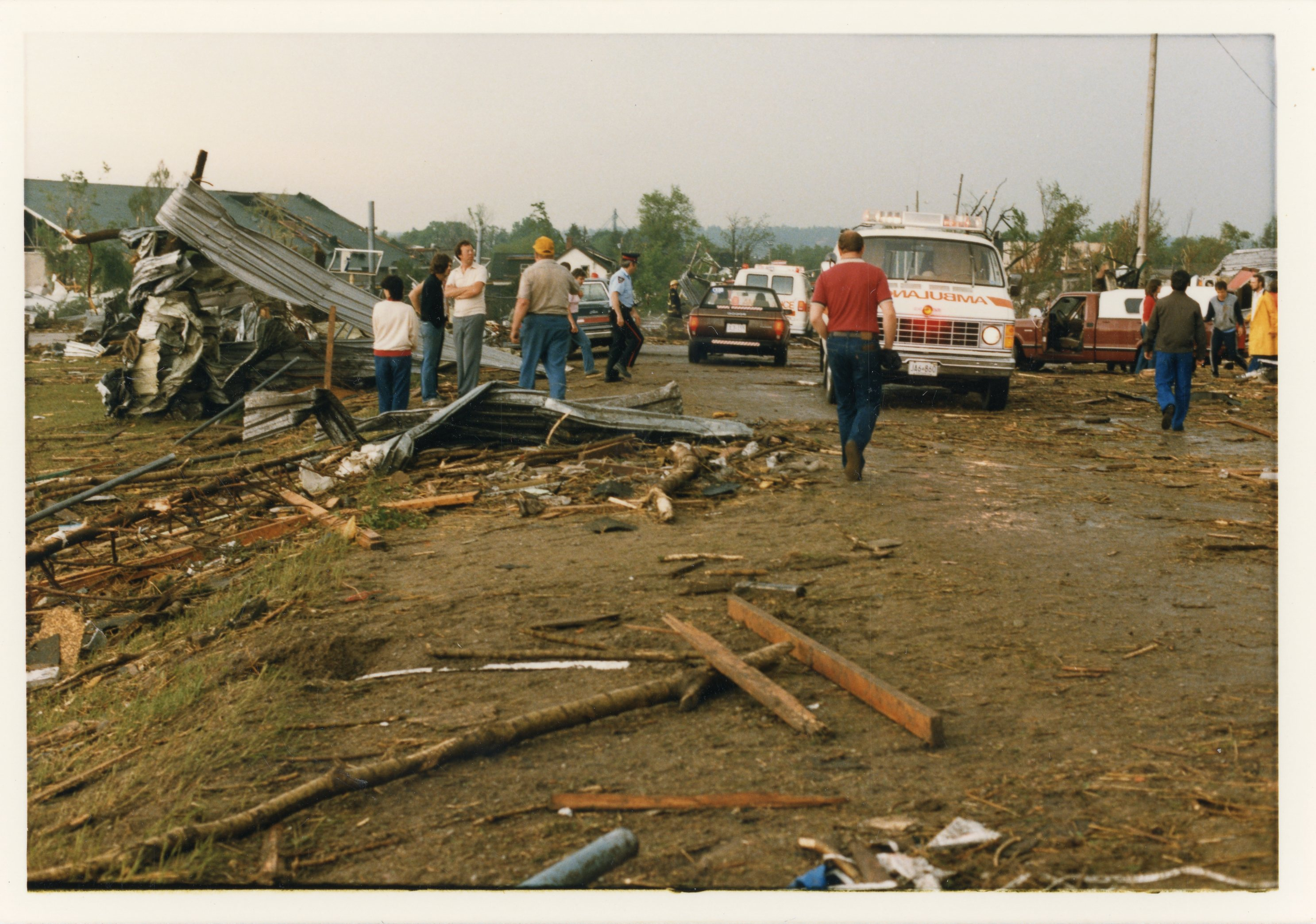 Barrie tornado: Thirty-five years later, residents remember