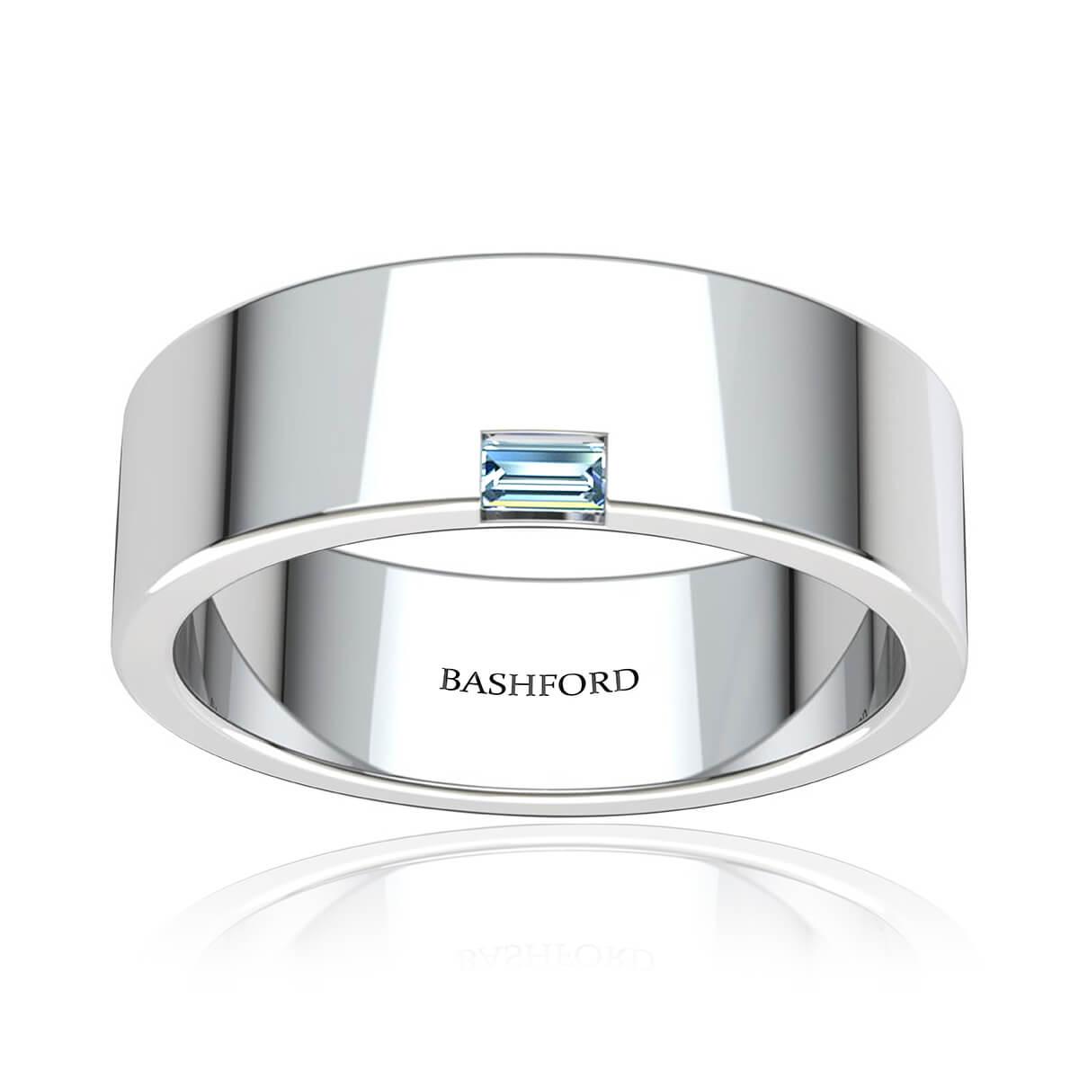 Alps Diamond Wedding Band (1/3 CT. TW.)