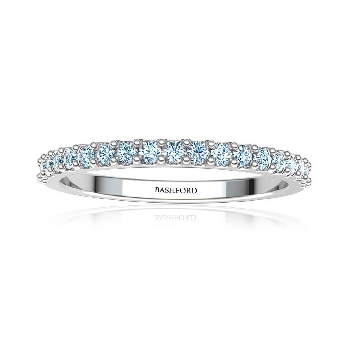 Qui Diamond Ring (3/8 CT. TW.)