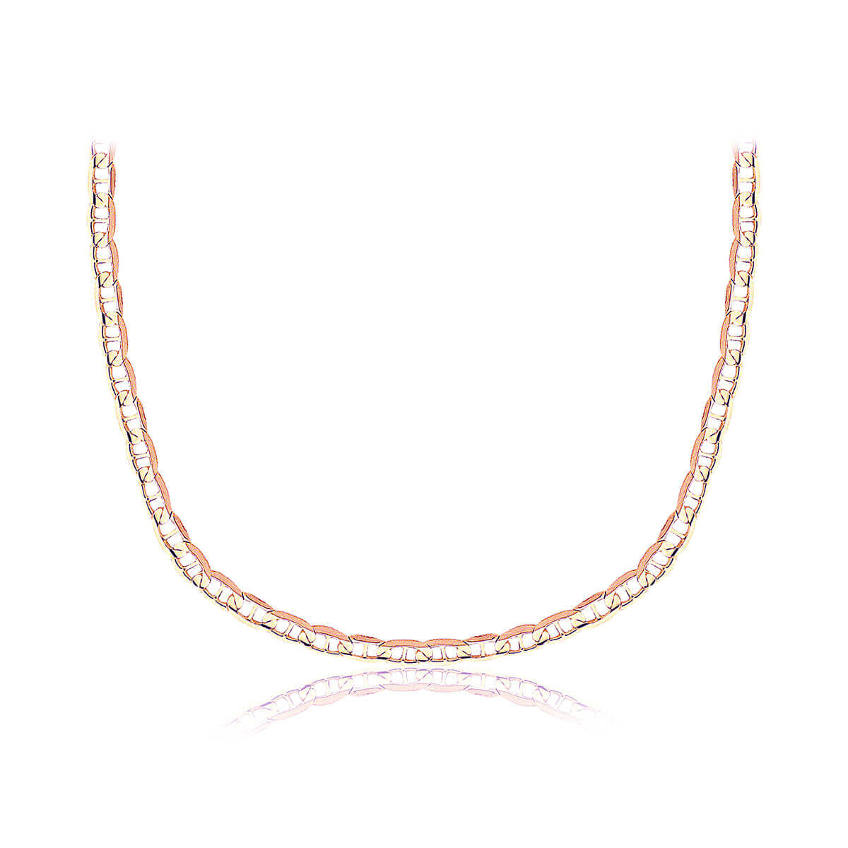 Mont Saint-Michel Chain Necklace