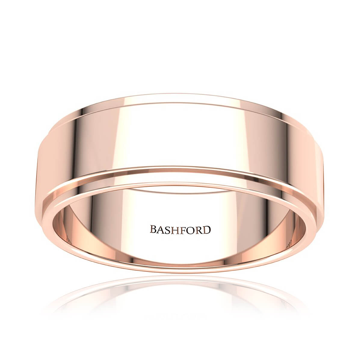 Landon Wedding Band (5 mm)