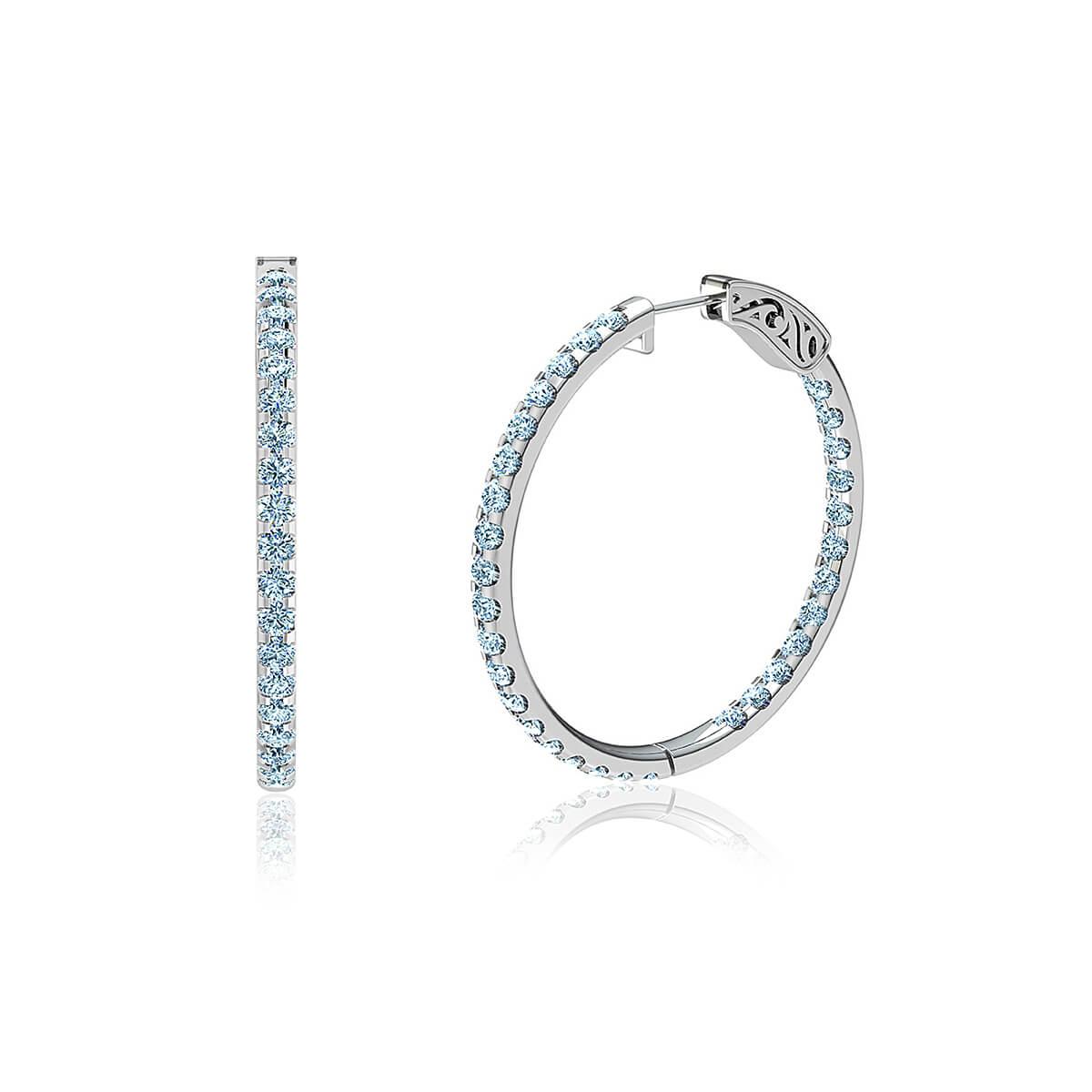 Solirosa Diamond Earrings (5 CT. TW.)