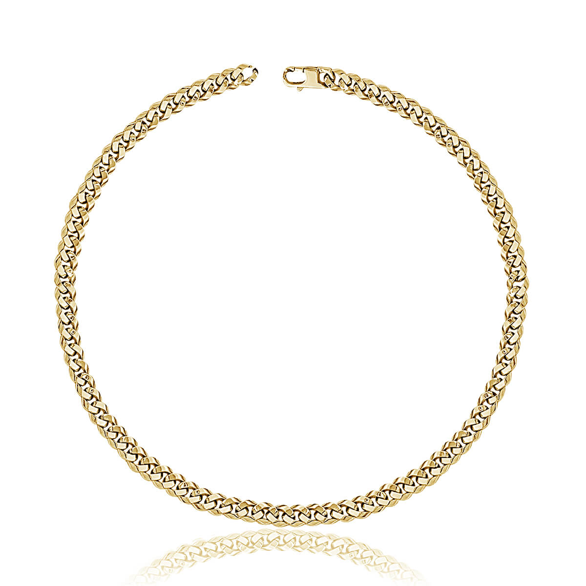 Monaco Chain Necklace