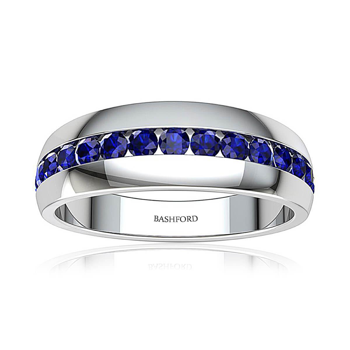 Zeus Sapphire Ring (7 mm)