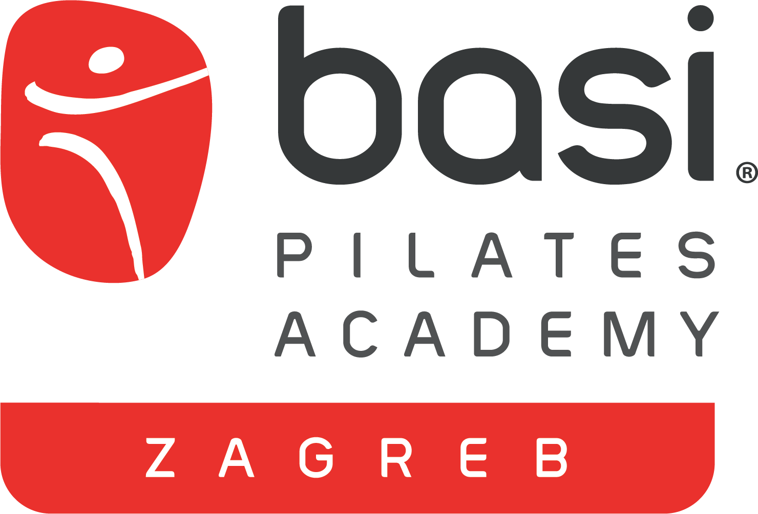 BASI Pilates Academy, Zagreb logo