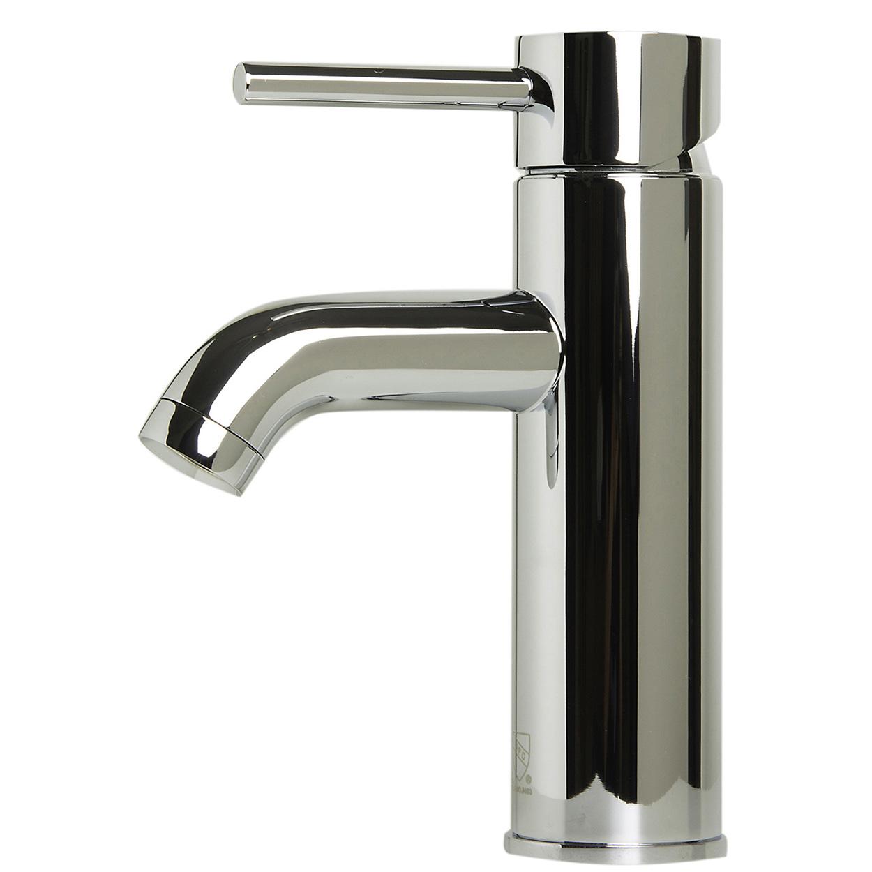 bath4all alfi brand ab1433 polished chrome single lever. Black Bedroom Furniture Sets. Home Design Ideas