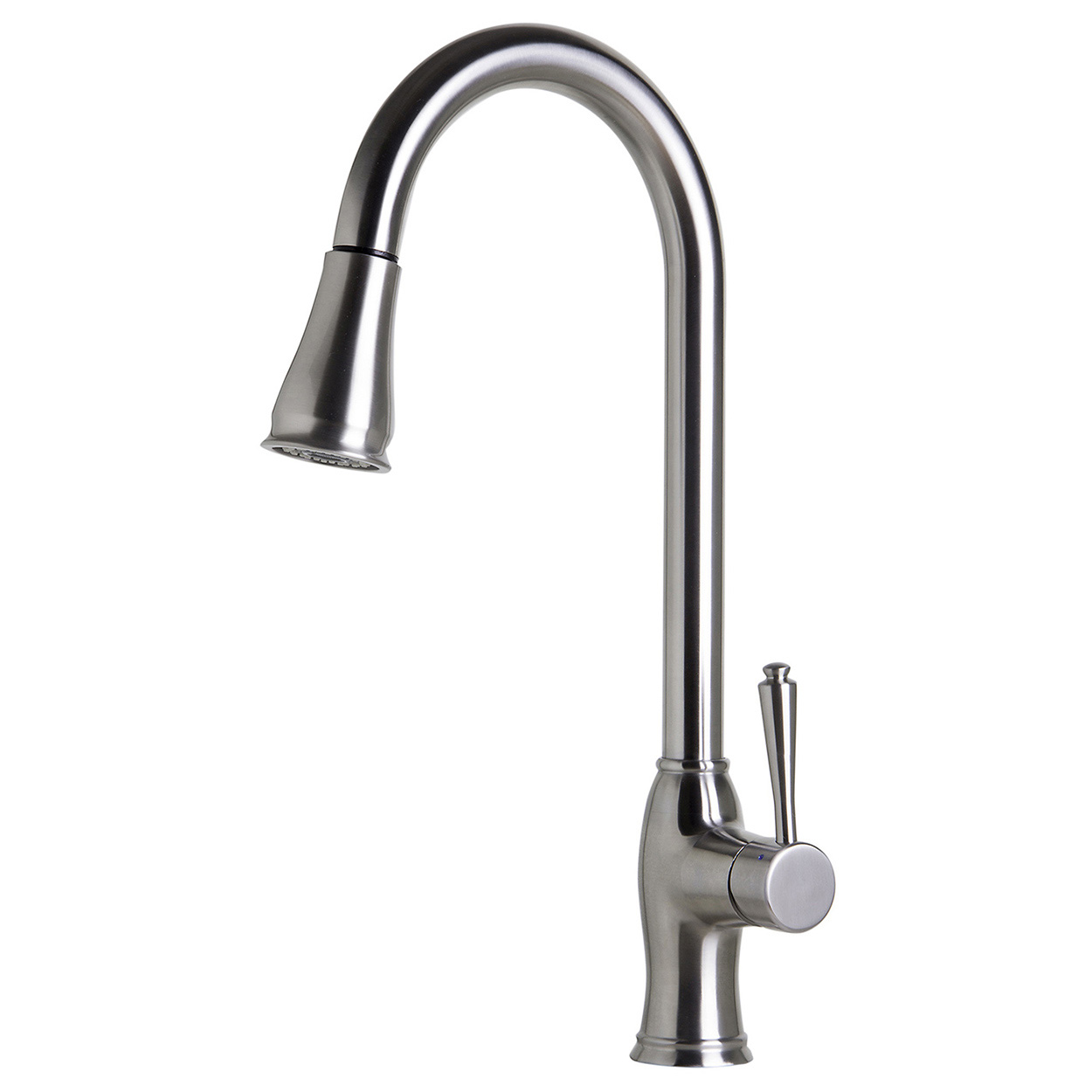 all metal kitchen faucet bath4all alfi brand ab2043 bss traditional solid brushed 15629