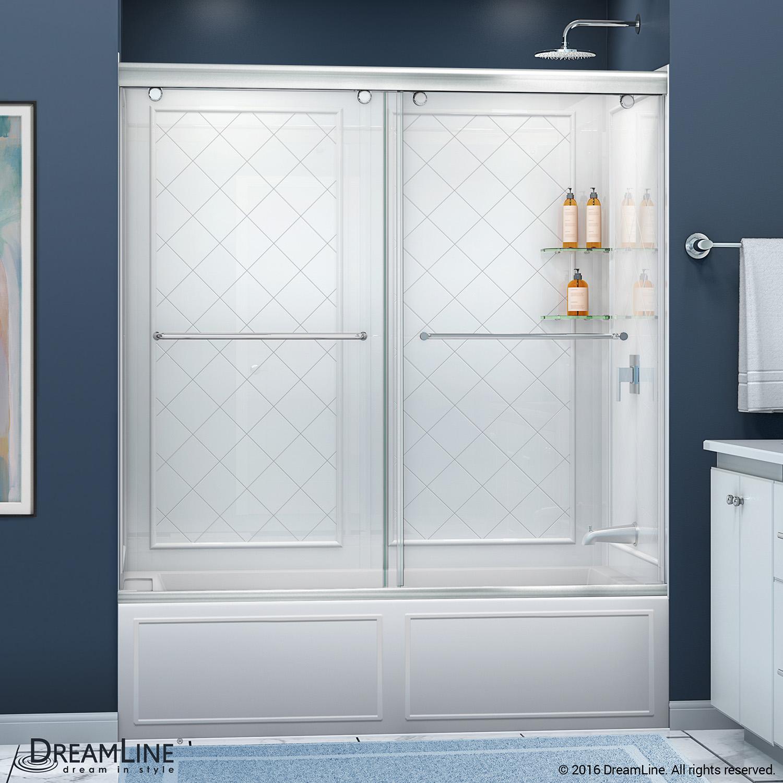 Bath4All - DreamLine DL-6997-01CL Charisma 56 to 60\