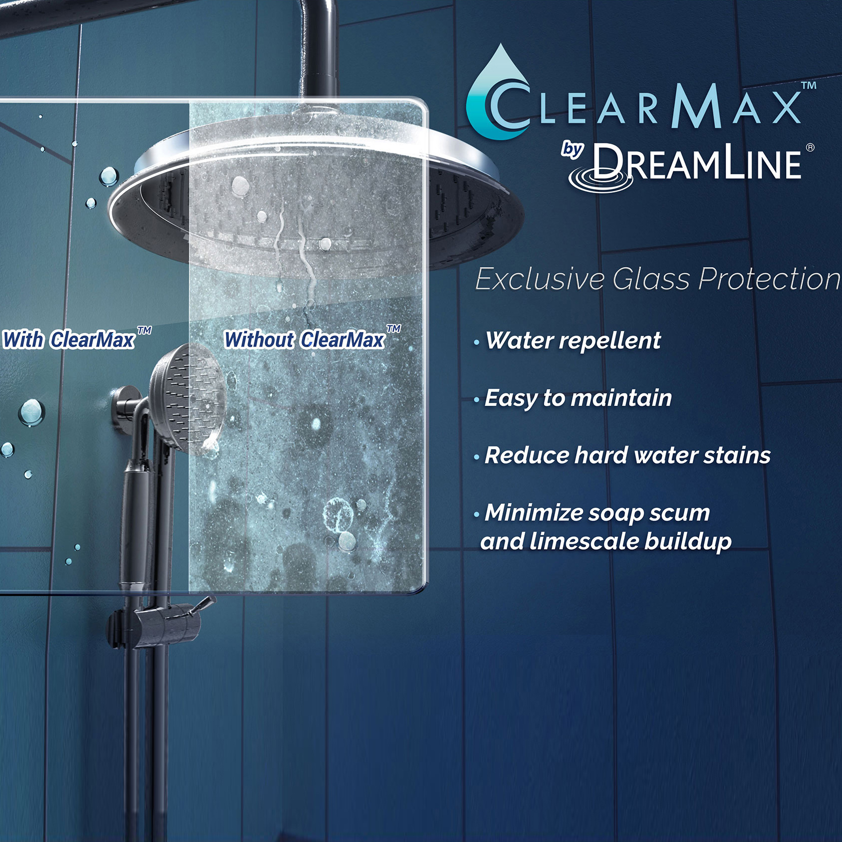 Dreamline Shdr 20247210f 06 Unidoor 24 Frameless Shower