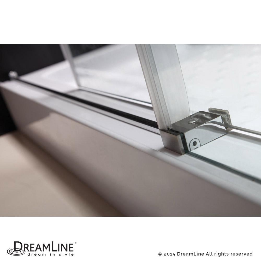Dreamline Shdr 61607610 08 Enigma X 56 60 Sliding Shower Door