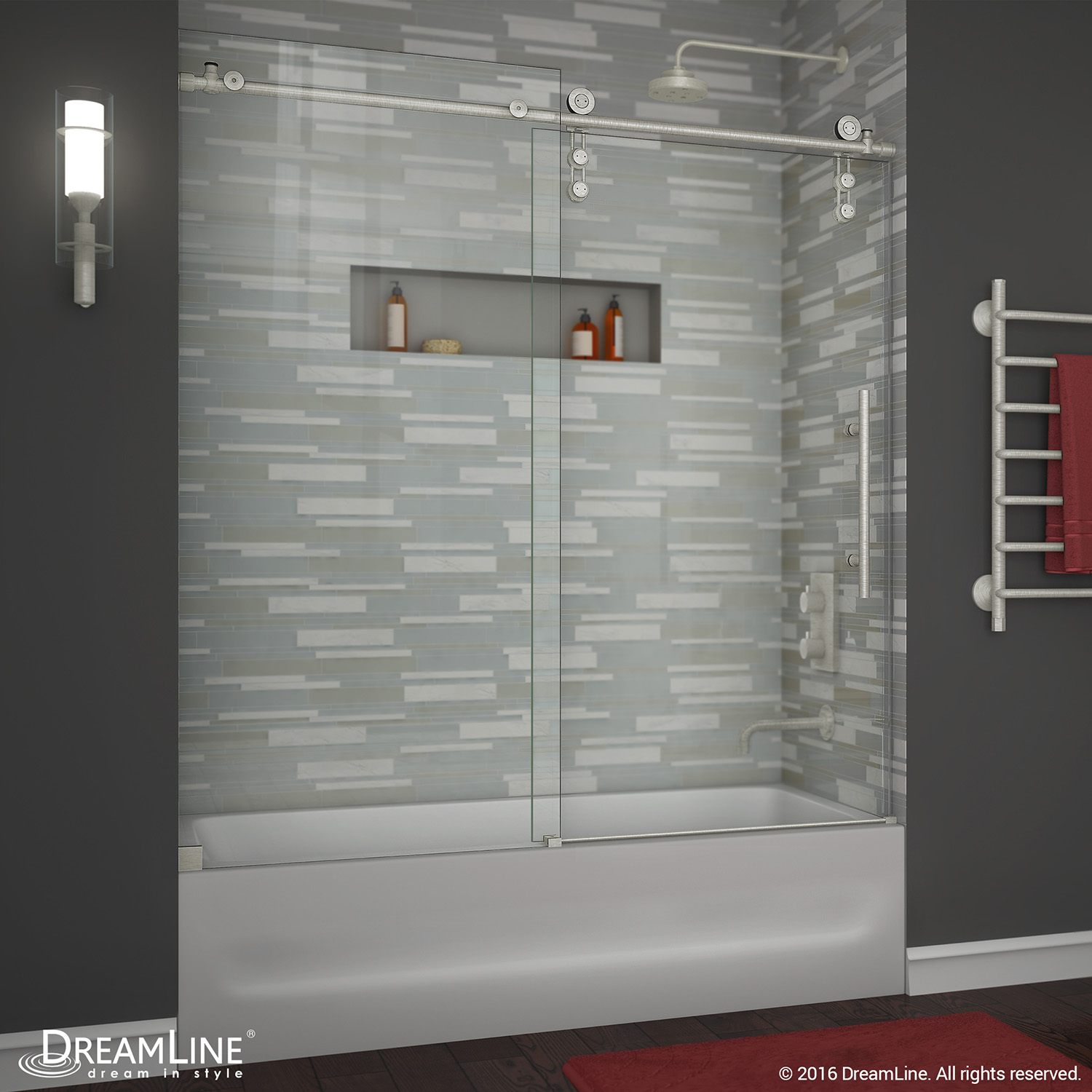 Dreamline Shdr 6260620 07 Enigma Z 56 59 Sliding Tub Door