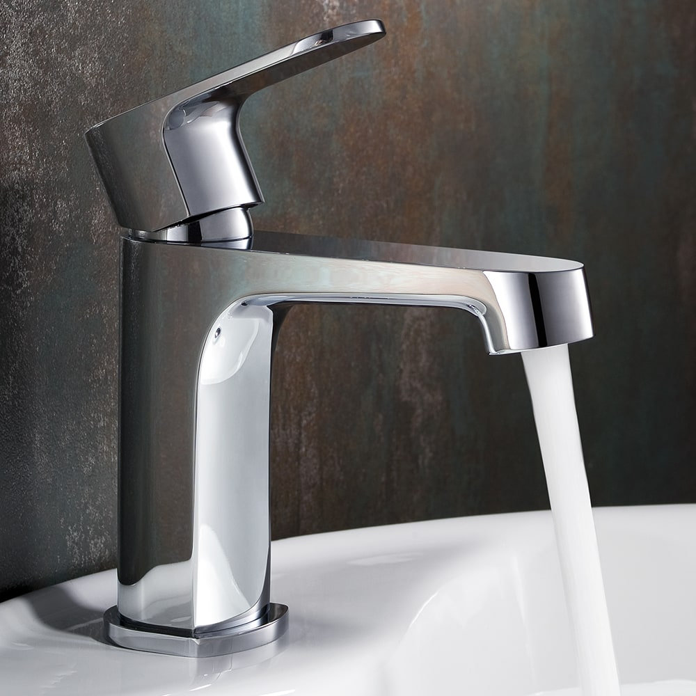 Bath4All - Fresca FFT9131CH Gravina Single Hole Mount Vanity Faucet ...
