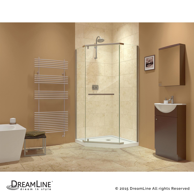 Bath4All - DreamLine SHEN-2136360-04 Prism 36 1/8 x 36 1/8 ...