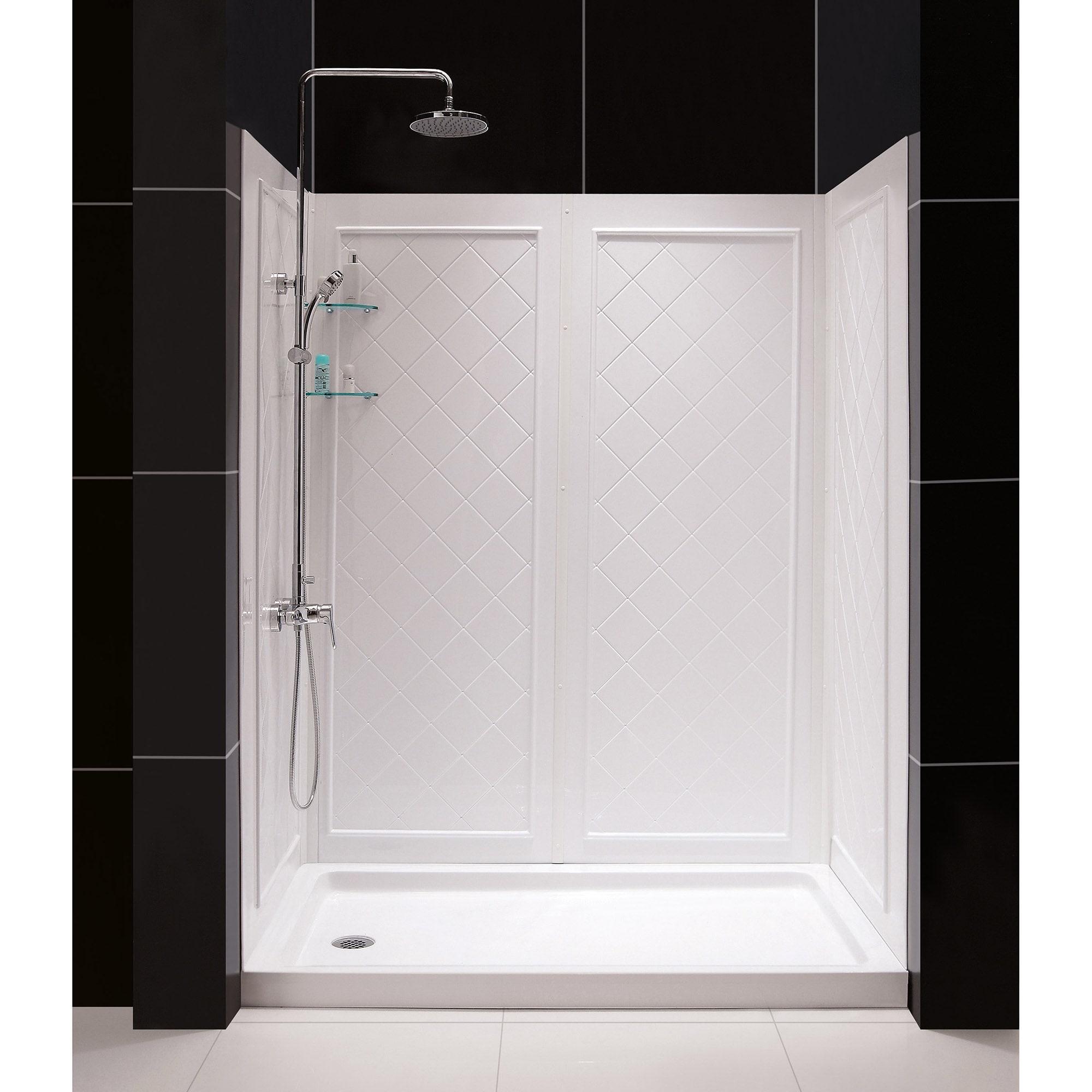 Bath4All - DreamLine DL-6189R-01 SlimLine 30 x 60\