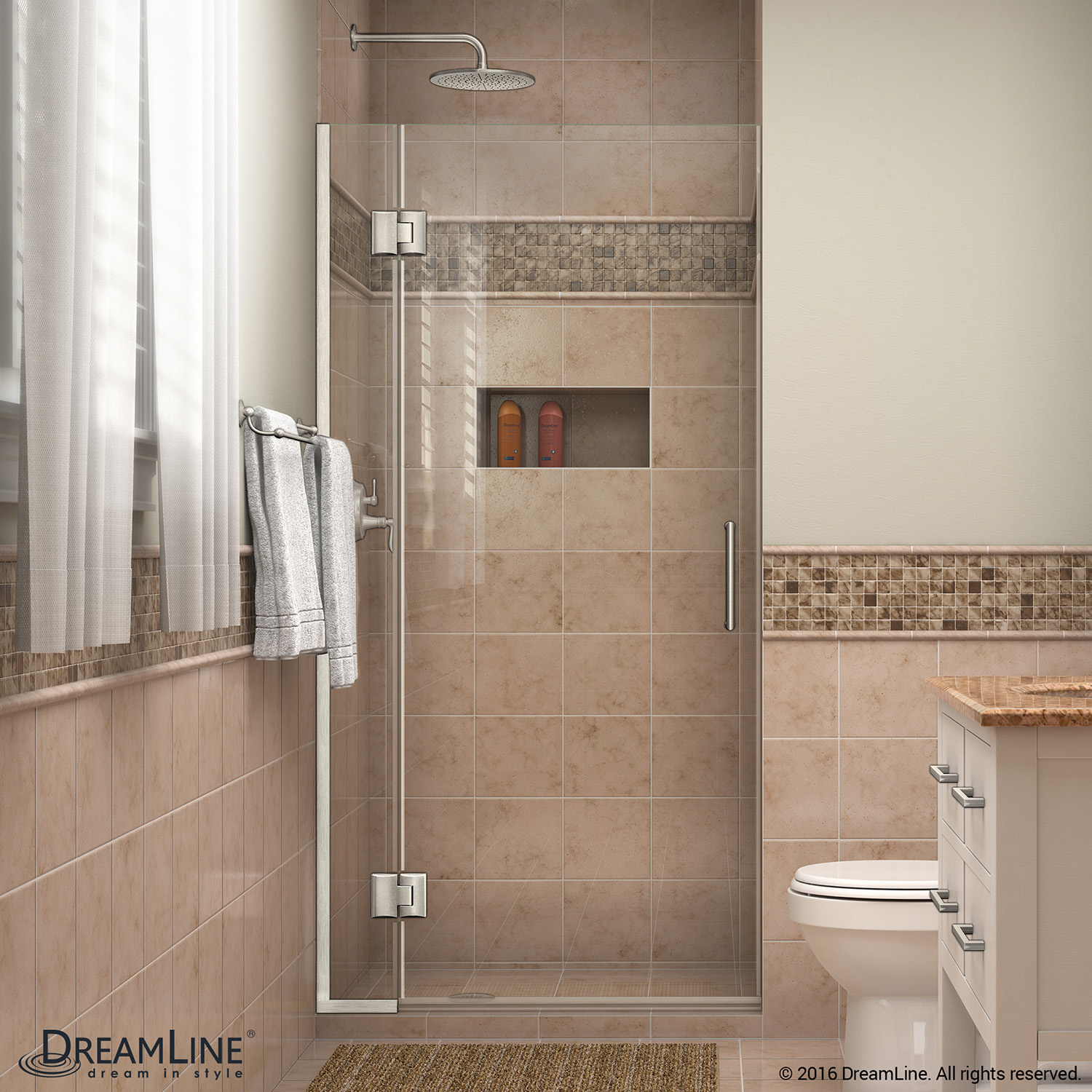Bath4All - DreamLine D12472-04 Unidoor-X 30\