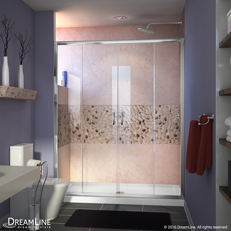 Bath4All - DreamLine SHDR-1160726-01 Visions 56 to 60\