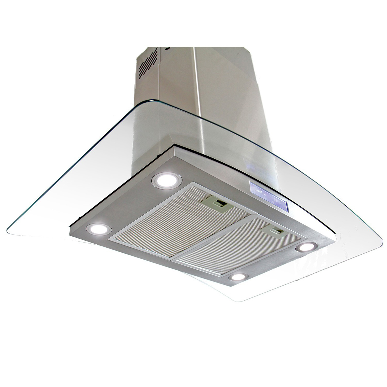 bath4all akdy ak 668is2 36 36 island mount range hood 870 cfm