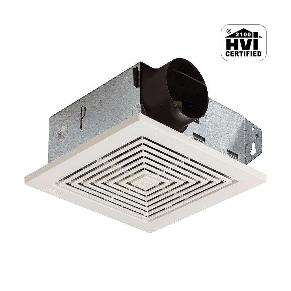 Bath4all Broan Nutone 688 White 50 Cfm 4 Sone Ceiling Or Wall Exhaust Fans Wiring Diagram Model 678 Mounted Bath Fan