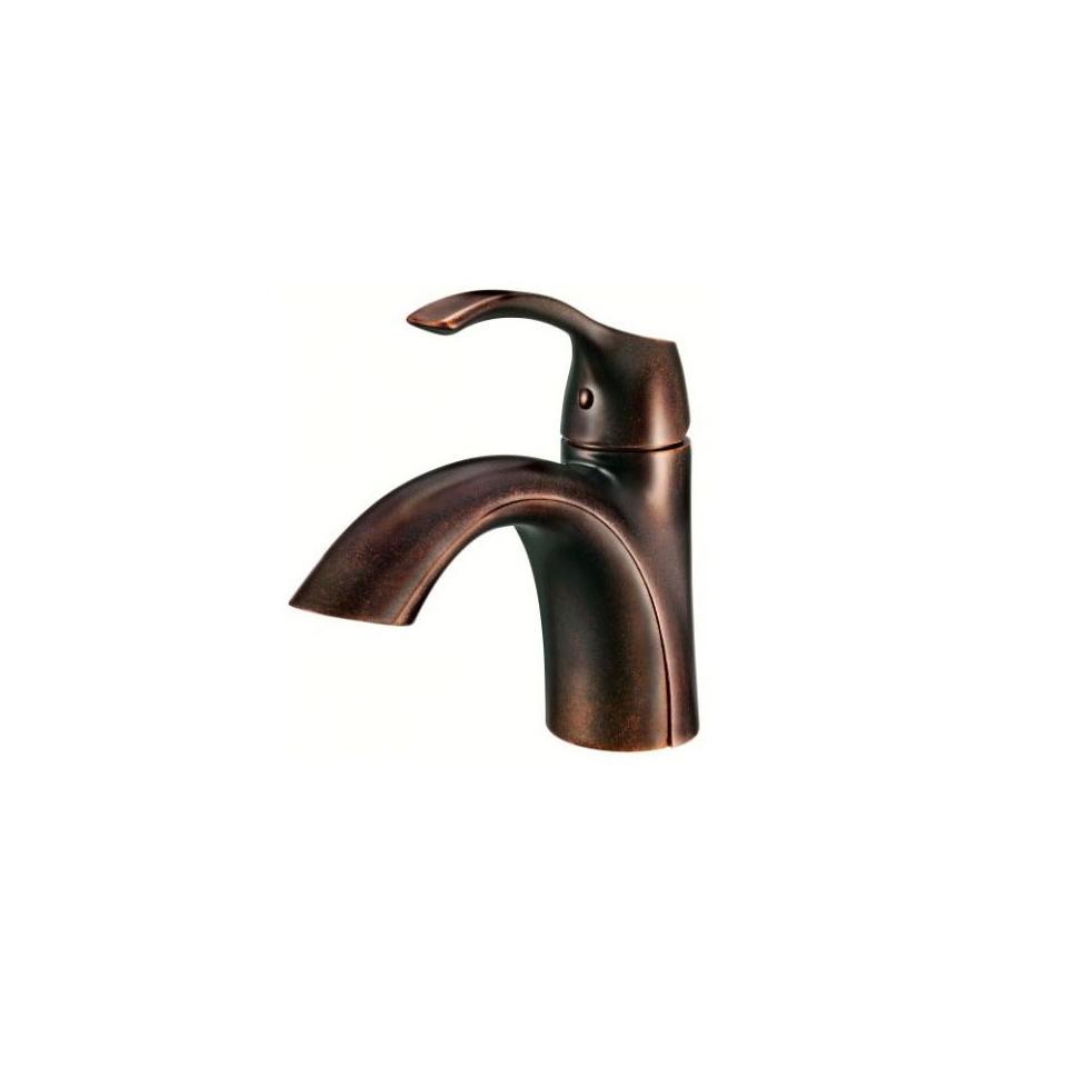 Bath4All - Danze D225522BR Tumbled Bronze Single Hole Bathroom ...