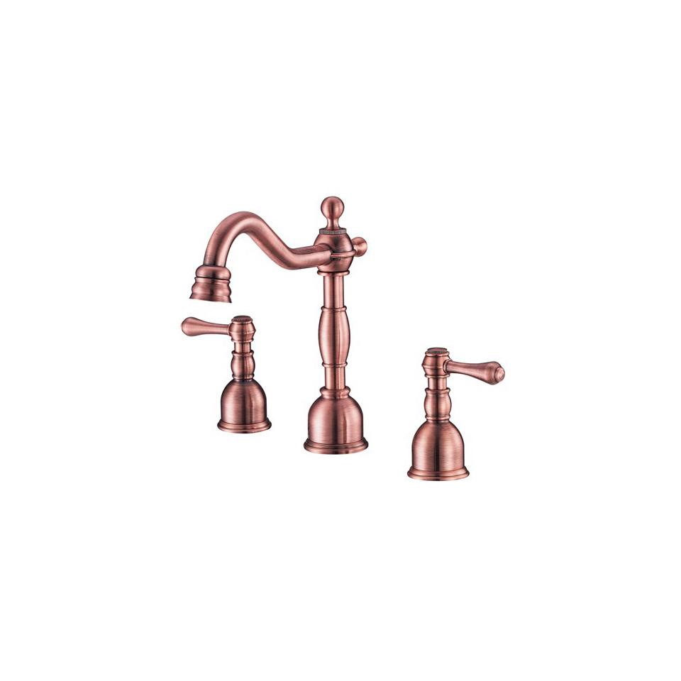 Bath4All - Danze D303057AC Antique Copper Widespread Bathroom Faucet ...