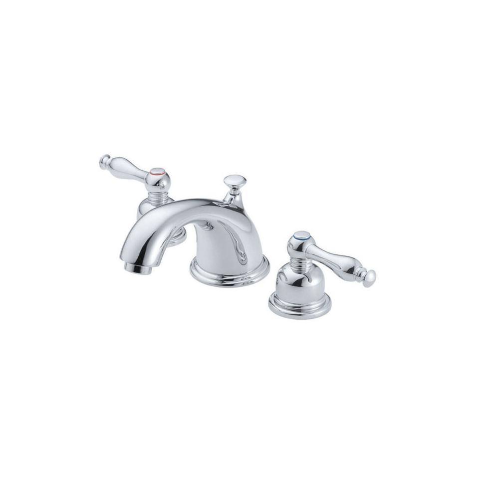 Bath4All - Danze D304055 Chrome Widespread Bathroom Faucet, Sheridan ...