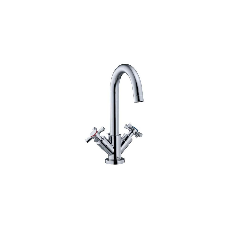 Bath4All - Danze D301059 Chrome Single Hole Bathroom Faucet, Parma ...