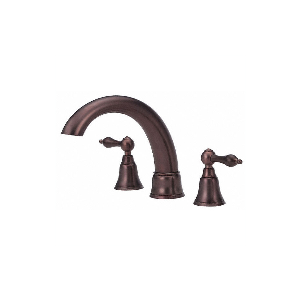 Bath4All - Danze D308840RBT Oil Rubbed Bronze Deck Mounted Roman Tub ...