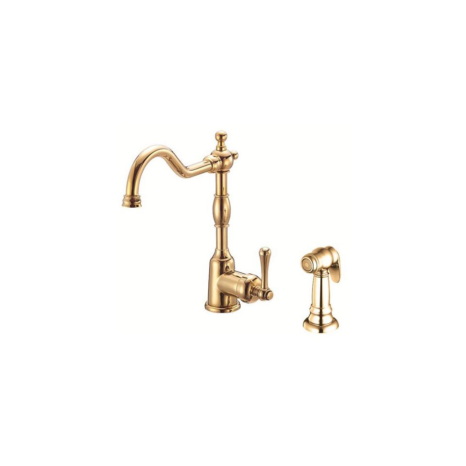 Bath4all Danze D401557pbv Polished Brass Kitchen Faucet