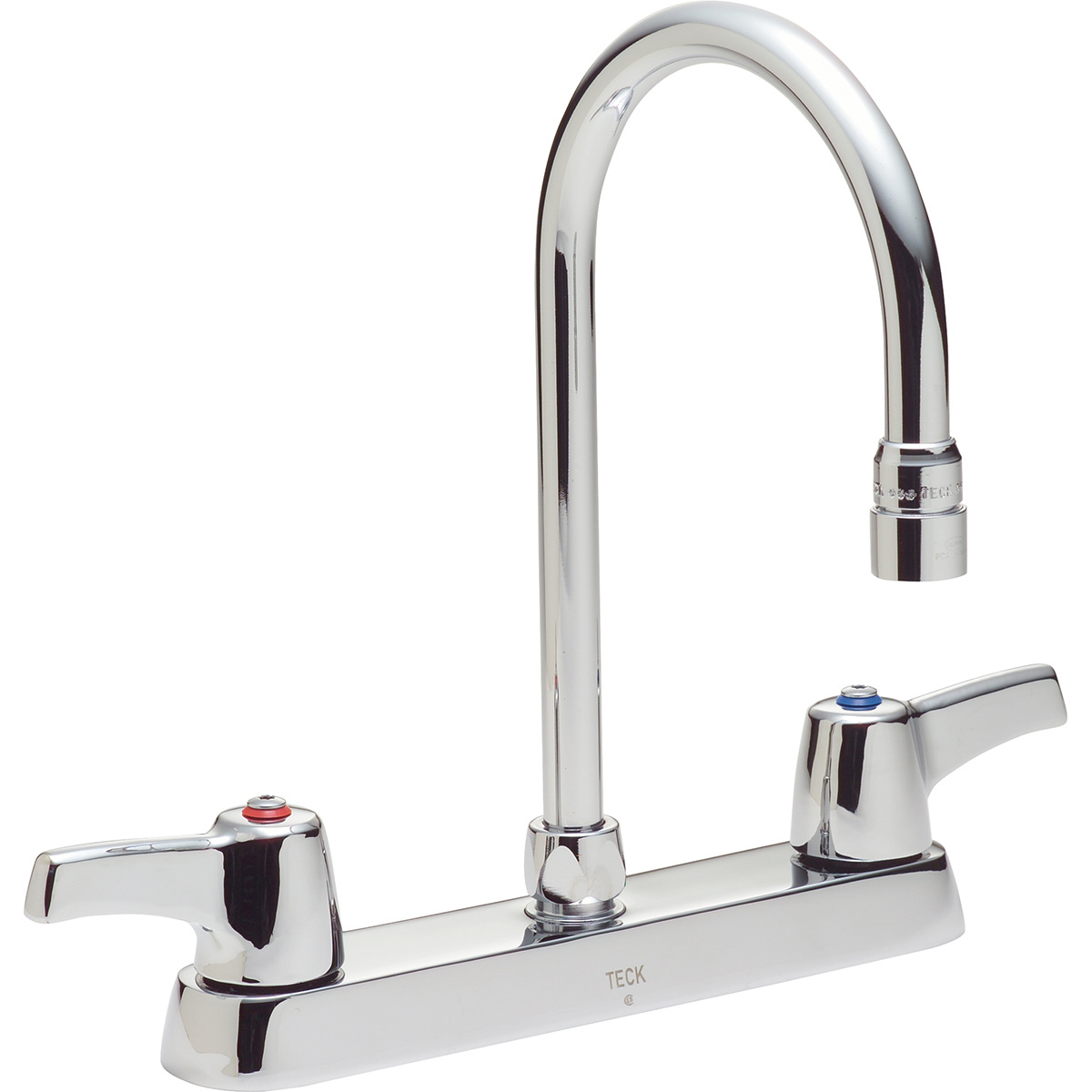 Bath20All - Delta 20t39203 Double Handle 20.20GPM Kitchen Faucet with ... | (title} | 1.5 gpm kitchen faucet