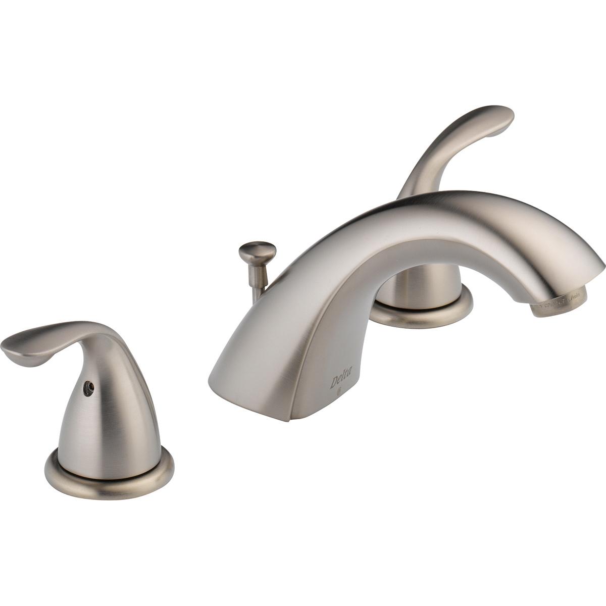 Bath4All - Delta 3530lf-mpu Classic Widespread Bathroom Faucet with ...