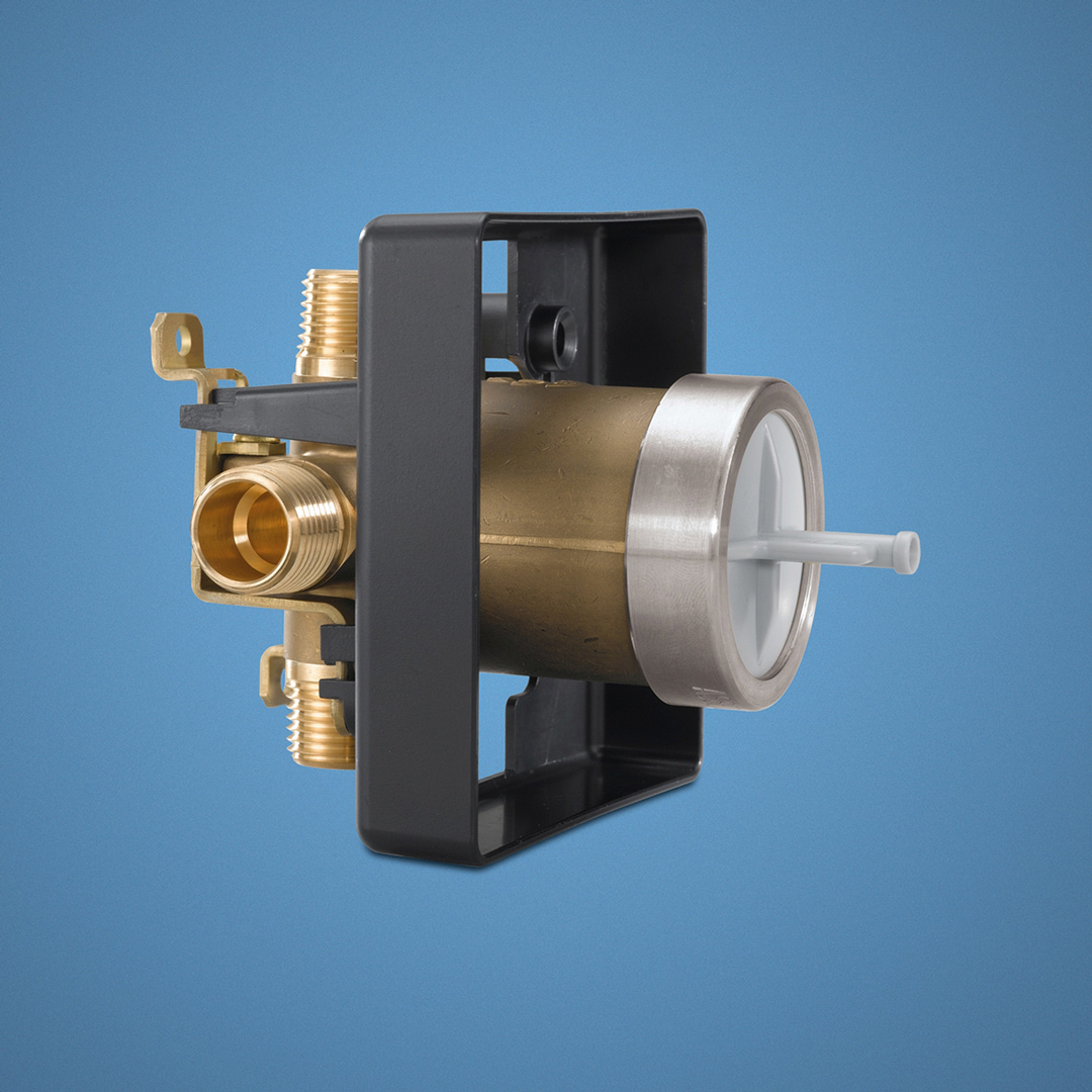 Bath4All - Delta r10000-unwshf Universal Mixing Rough-In Valve with ...