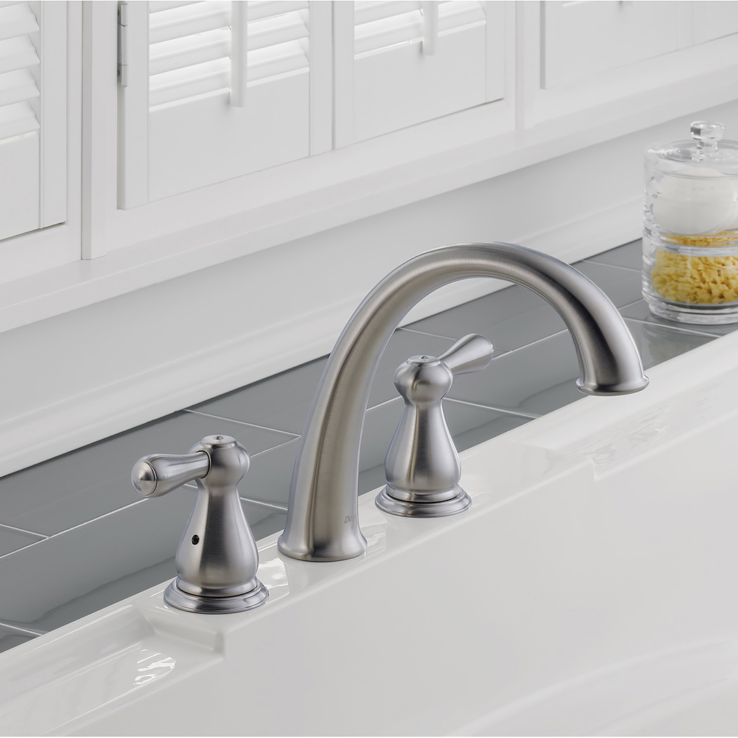 Bath4All - Delta T2775-RB Leland Roman Tub Faucet Trim