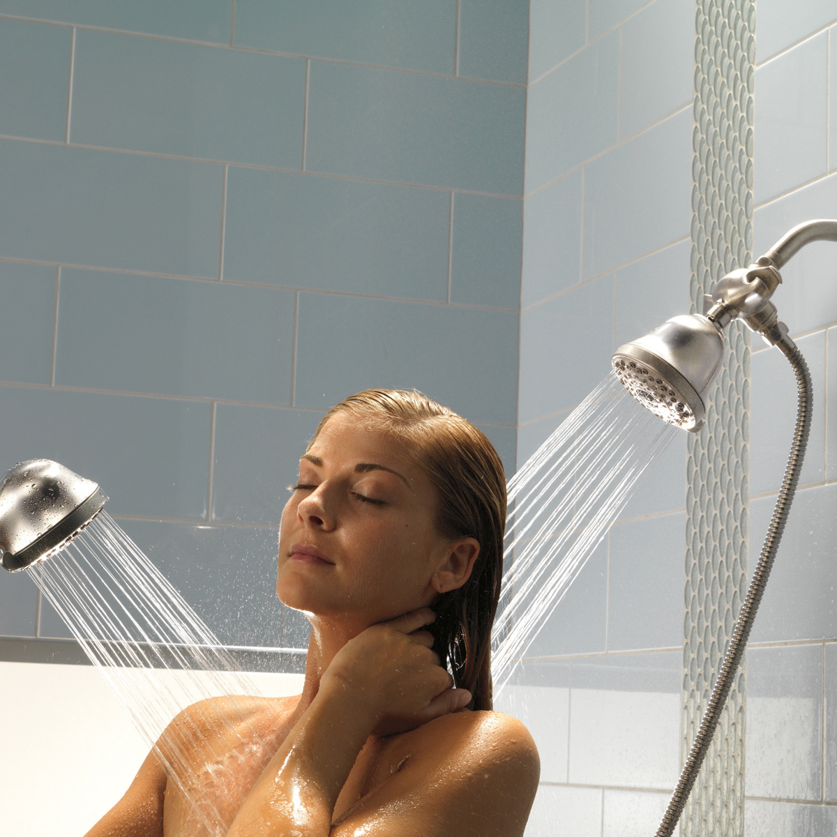 all delta shower faucets