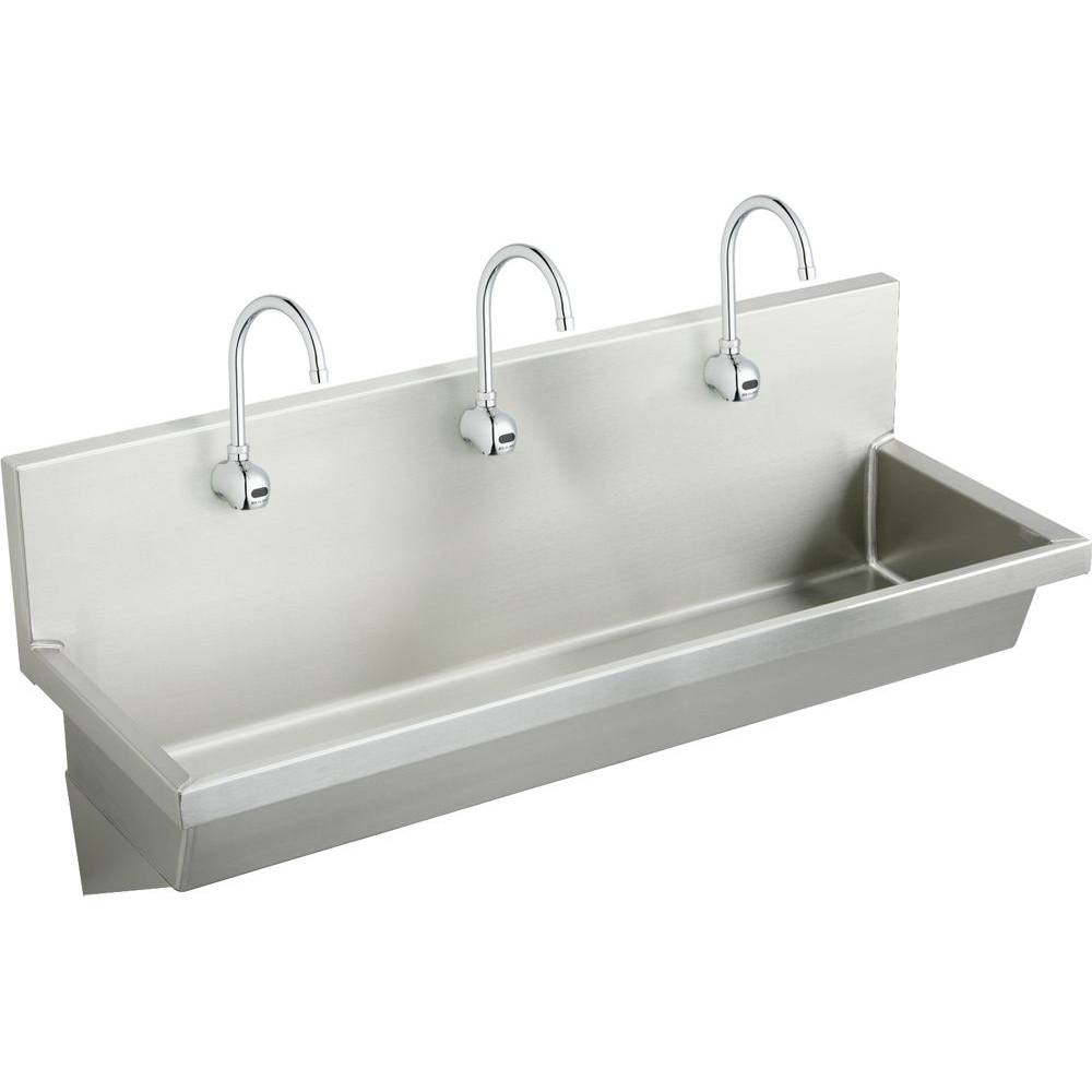 Bath4All - Elkay EWMA7220SACMC Stainless Steel 72