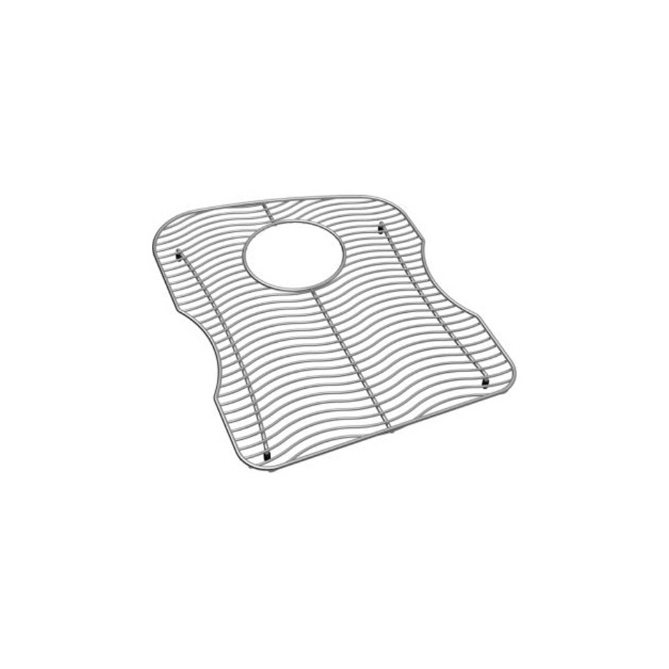 Elkay LKWOBG1520RSS Stainless Steel Bottom Grid Sink Rack For Elkay  LKHSR33229PDL Sink