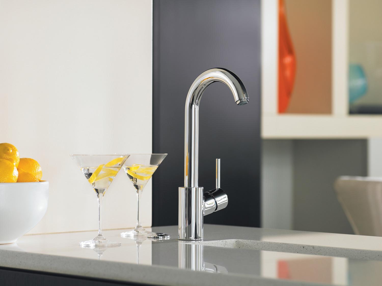 Bath4All - Hansgrohe 04287800 Steel Optik Talis S High-Arc Bar ...