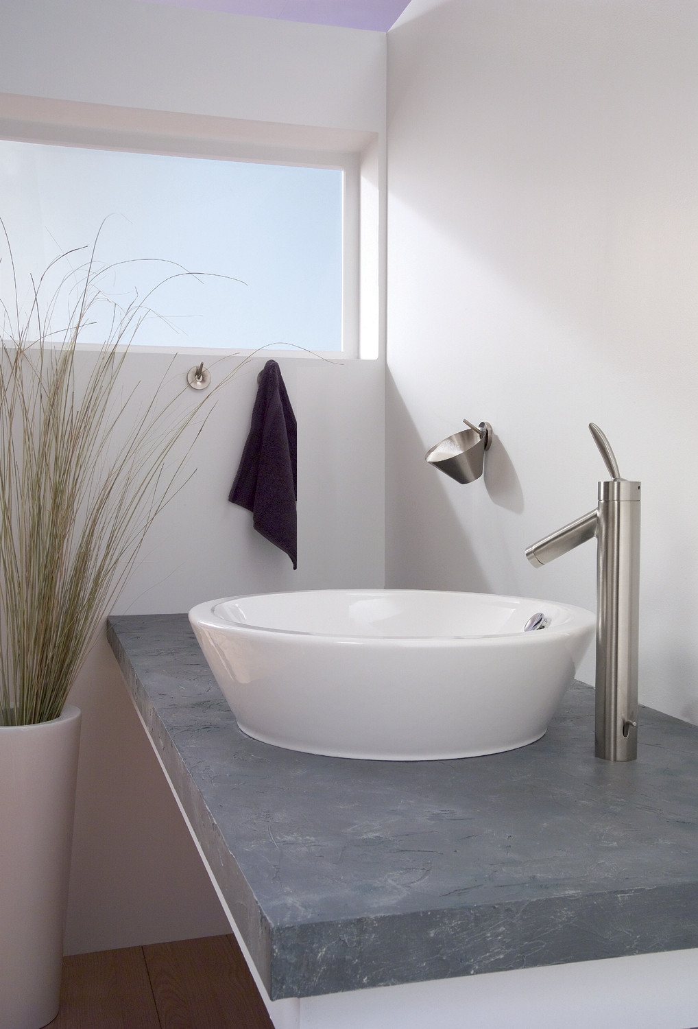 Bath4All - Hansgrohe 10020001 Chrome Axor Starck Vessel Bathroom ...