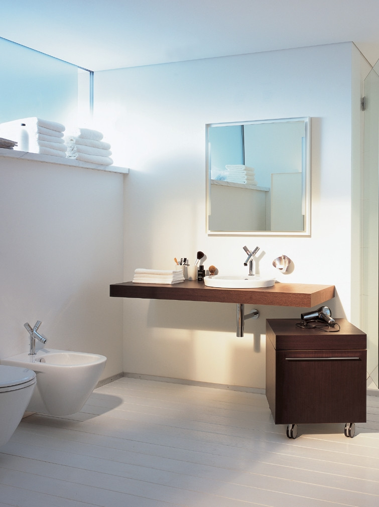 Bath4All - Hansgrohe 10030001 Chrome Axor Starck Bathroom Faucet ...